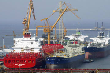 (Getty) Daewoo Shipbuilding & Marine Engineering