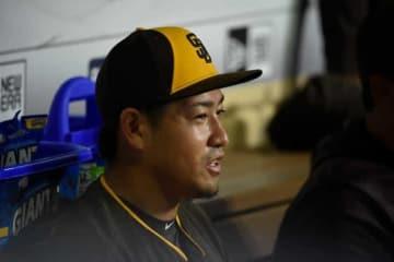 パドレスから戦力外となった牧田和久【写真:Getty Images】