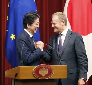 Japan-EU talks