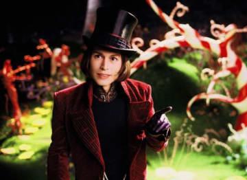 『チャーリーとチョコレート工場』でジョニー・デップが演じたウィリー・ウォンカ - Warner Bros. / Photofest / ゲッティ イメージズ