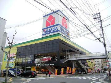 ヤマダ電機の店舗(「Wikipedia」より)