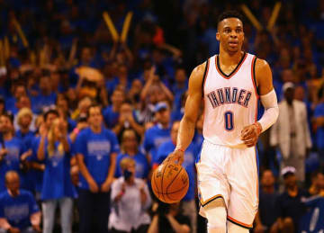 Russell Westbrook, Victor Oladipo Lead Thunder, but OKC Falls to Real Madrid in OT