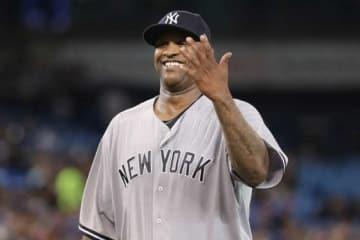 ヤンキースのCC・サバシア【写真:Getty Images】
