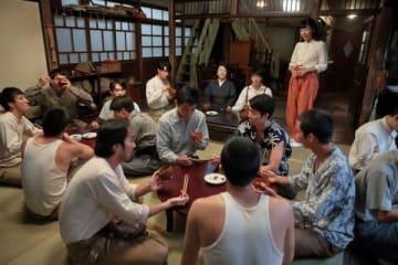 NHK連続テレビ小説「まんぷく」第34回の一場面(C)NHK