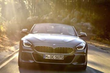 BMW 新型「Z4」の最新画像を公開