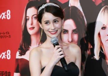 目標の女優はアンジェリーナ・ジョリーと語ったダレノガレ明美