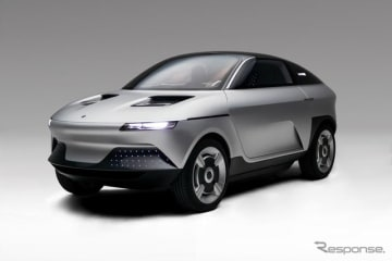 旭化成とGLMが共同開発したコンセプトカー AKXY