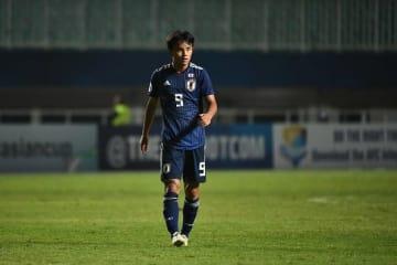 AFC U-19選手権に出場した久保建英 photo/Getty Images