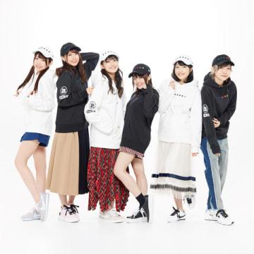 ライブツアー「i☆Ris 5th Live Tour 2019 ~FEVER~」を開催する「i☆Ris」