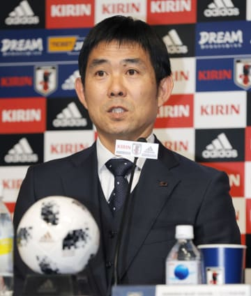 Japan men's football coach Moriyasu