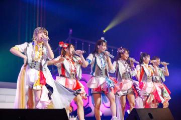 東京ドームシティホール(東京都文京区)でデビュー6周年を記念したライブイベント「i☆Ris 6th Anniversary Live ~Lock on 無理なんて言わせないっ!~」を開催した「i☆Ris」 Photo:Yosuke Kamiyama、Yasuyuki Kimura
