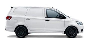 五菱の小型商用車「フォルモ」のブラインドバンタイプ(GMWモーター・インドネシア公式ホームページより)