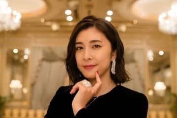 2019年1月スタートの連続ドラマ「スキャンダル専門弁護士 QUEEN」に主演する竹内結子 さん=フジテレビ提供