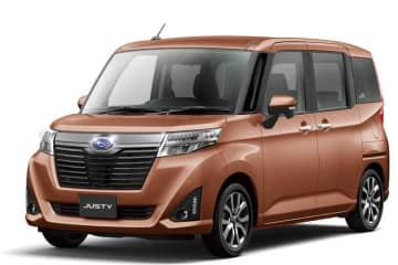 SUBARU 「ジャスティ」「ジャスティカスタム」改良モデルを発売