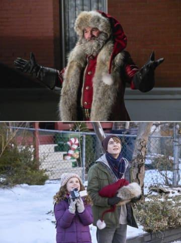 Netflixオリジナル映画『クリスマス・クロニクル』より