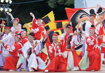 「町田夢舞生ッスイ祭」も同日開催