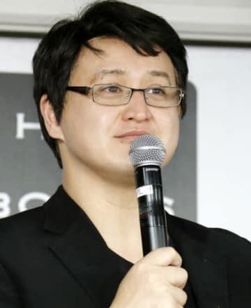「哀愁 ガリットチュウ福島のモノマネ人生劇場」発売記念イベントを行った福島善成さん