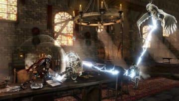 石化騎士のダークファンタジーアクション『Castle of Heart』国内スイッチで11月29日発売決定!
