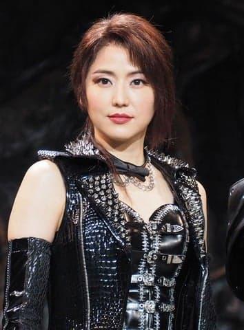 舞台「メタルマクベス」の公開ゲネプロに登場した長澤まさみさん