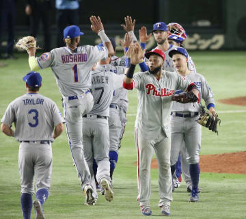 MLB All-Stars vs Yomiuri Giants