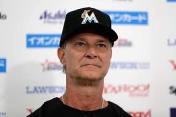 MLB選抜チームを指揮するマーリンズのドン・マッティングリー監督【写真:Getty Images】