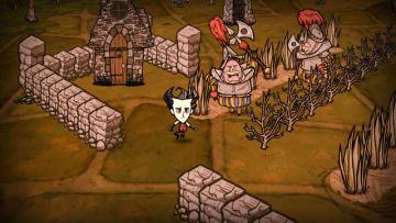 2Dサバイバル『Don't Starve』新DLC「Hamlet」Steam早期アクセス開始!