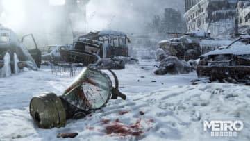 『Metro Exodus』国内公式サイトオープン!PS4/XB1向けに2019年春リリース予定