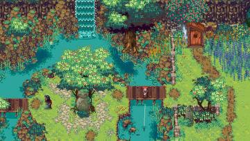 世代交代のあるサンドボックス・ライフシムRPG『Kynseed』早期アクセス開始!―2Dオープンワールドで自由に生活
