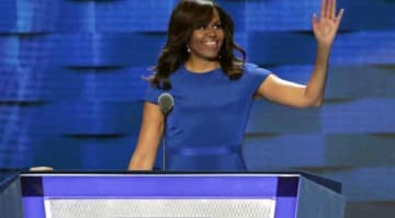 Michelle Obama 2016: Democratic National Convention: Day One