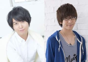 ▲左から斉藤壮馬さん、花江夏樹さん