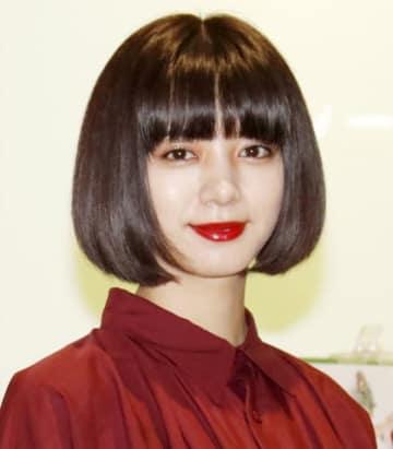 連続ドラマ「ルームロンダリング」のイベントに登場した池田エライザさん
