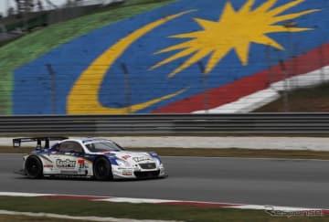 2013年のSUPER GTマレーシア大会。