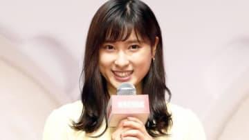 ロッテ「雪見だいふく」の新CM発表会に出席した土屋太鳳さん