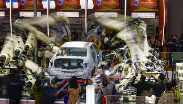 中国国際輸入博閉幕 意向成約額578億3千万ドルに