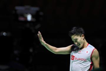 桃田賢斗が決勝へ バドミントン中国オープン
