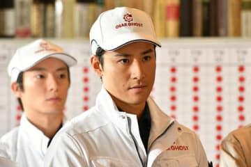 連続ドラマ「下町ロケット」にギアゴーストのエンジニア、柏田宏樹役で出演している馬場徹さん (C)TBS
