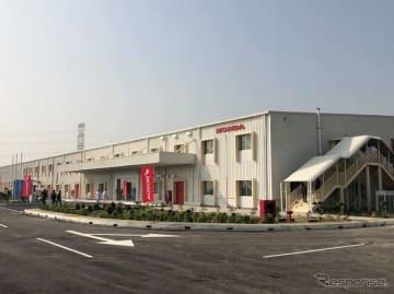 ホンダのバングラデシュ法人、バングラデシュ・ホンダ・プライベート・リミテッドの新二輪車工場