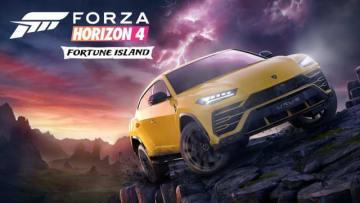 オープンワールドレーシング『Forza Horizon 4』拡張第1弾「Fortune Island」は12月13日リリース―極限と絶景の島へ