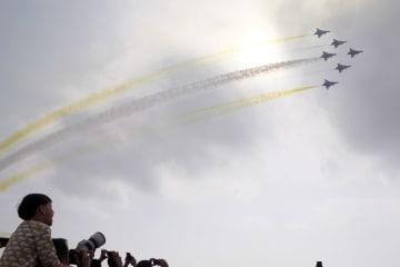 第12回中国国際航空航天博覧会が閉幕