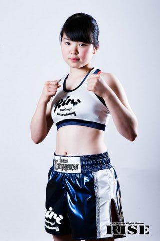 那須川梨々がプロ2戦目で他団体の現役王者と対戦。デビュー戦で果たせなかったKO勝ちを狙う