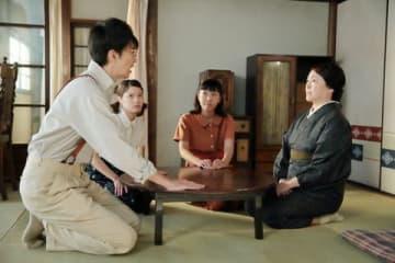 NHK連続テレビ小説「まんぷく」第38回の一場面(C)NHK