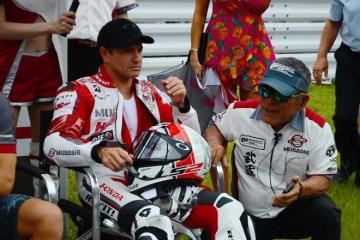 LCRがMotoE参戦体制を発表。元MotoGPライダーのド・プニエとEWC王者カネパを起用