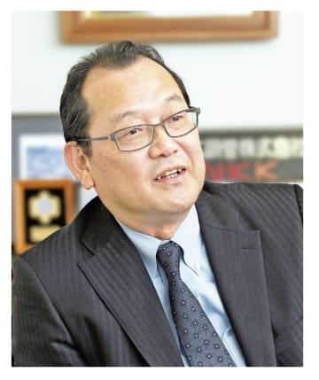 【この人にこのテーマ】〈東京鋼管会創立60周年〉《山田秀之会長(丸八鋼管社長)》会員企業の統合・再編、変化に応じた活動推進
