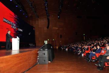 ファーウェイ、イタリアでイノベーションデーイベント開催