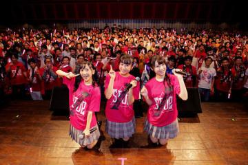 Run Girls, Run! 1st LIVE TOUR「止まってなんかいられない」東京・品川ステラボール 昼公演