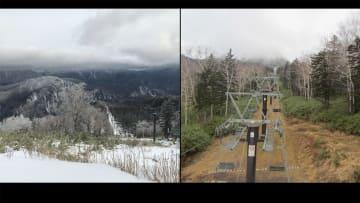 北海道「初雪」観測されず 132年ぶりの「遅さ」