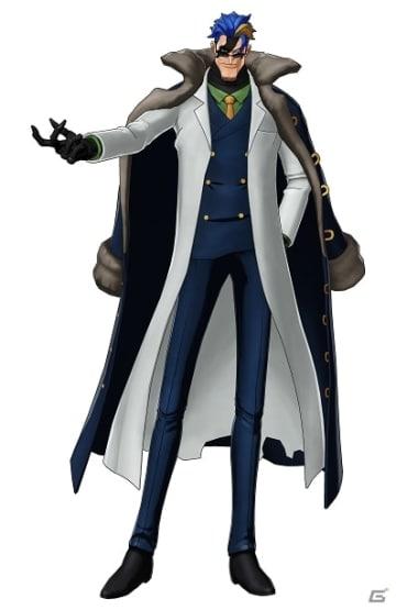 「ONE PIECE WORLD SEEKER」オリジナルキャラクター・アイザックがまとうバトルアーマーを紹介!