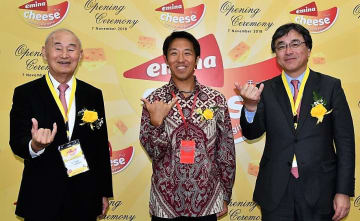 (NNA) Japan's Rokko Butter begins processed cheese production in Indonesia+
