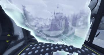 『フォートナイト』ウェイリングウッズ地下の「割れ目」表面に謎の城が…?冬季イベントの布石か