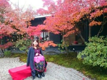紅葉狩りシーズンの京都、何着て行く? 秋の京都にぴったりな服装選び&コーデ11選♥
